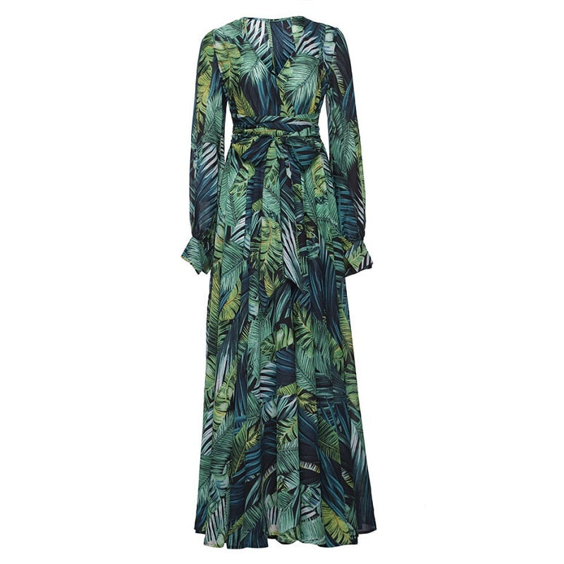 Knish's Maxi Dress