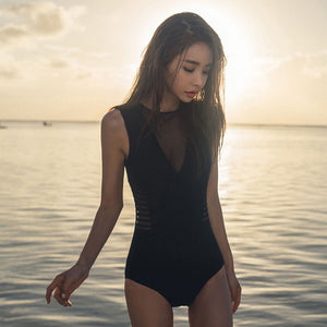 One Piece Beach Bathing Suit