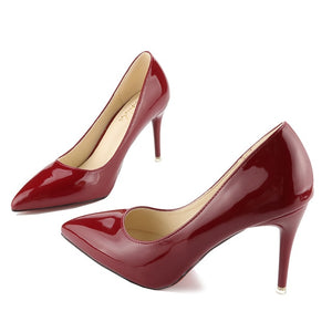 Classic Pumps Red Bottom Shoes