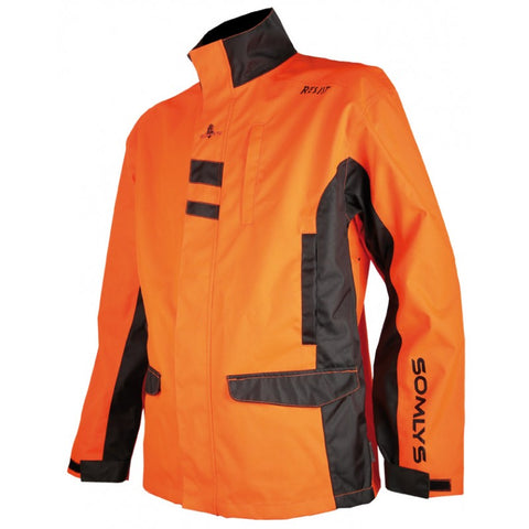 Veste anti-ronces Somlys orange