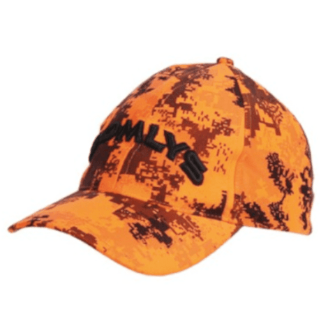 Casquette de chasse orange Somlys camouflage pixel - Approche Chasse