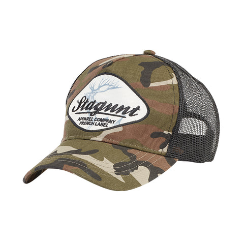 Casquette de chasse Stagunt Military - Approche Chasse