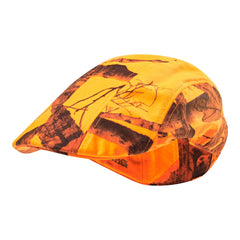 Casquette plate Deerhunter camo orange
