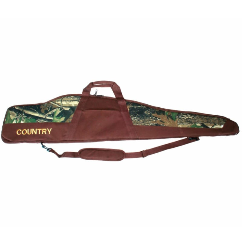 Fourreau carabine Country Sellerie camo 125 cm - Approche Chasse