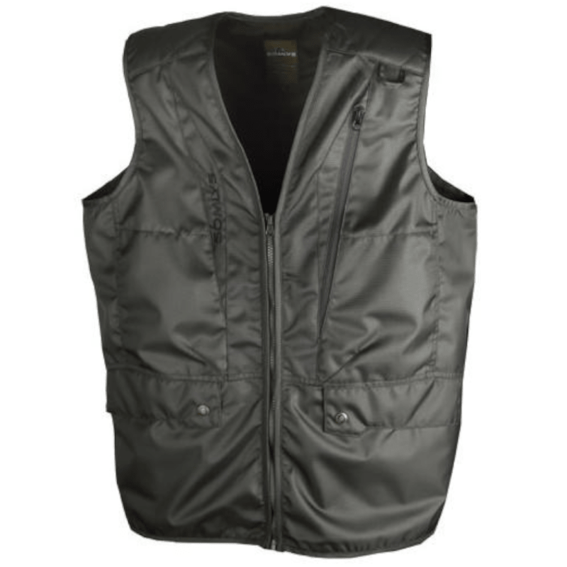 Gilet de chasse Somlys Indéchirex vert - Approche Chasse
