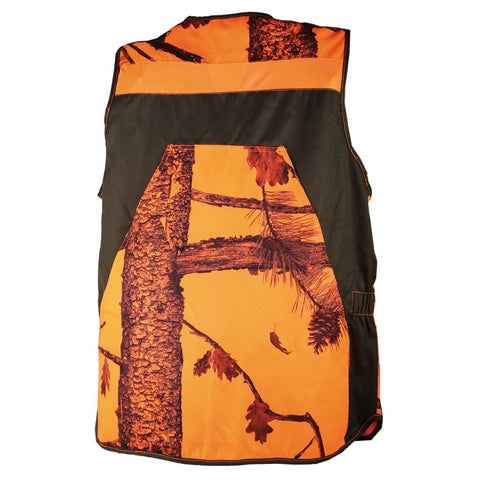 Gilet camo orange Somlys Summer V2