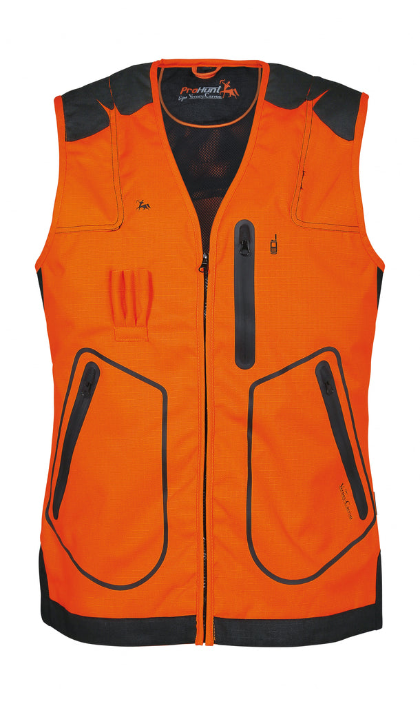 Gilet orange Rapace Ligne Verney-Carron