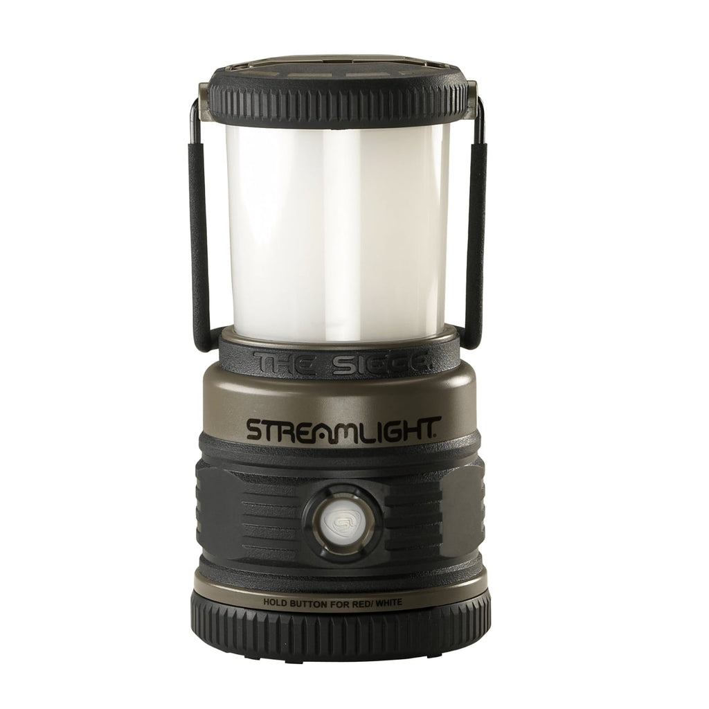 Lanterne Streamlight The Siege Coyote