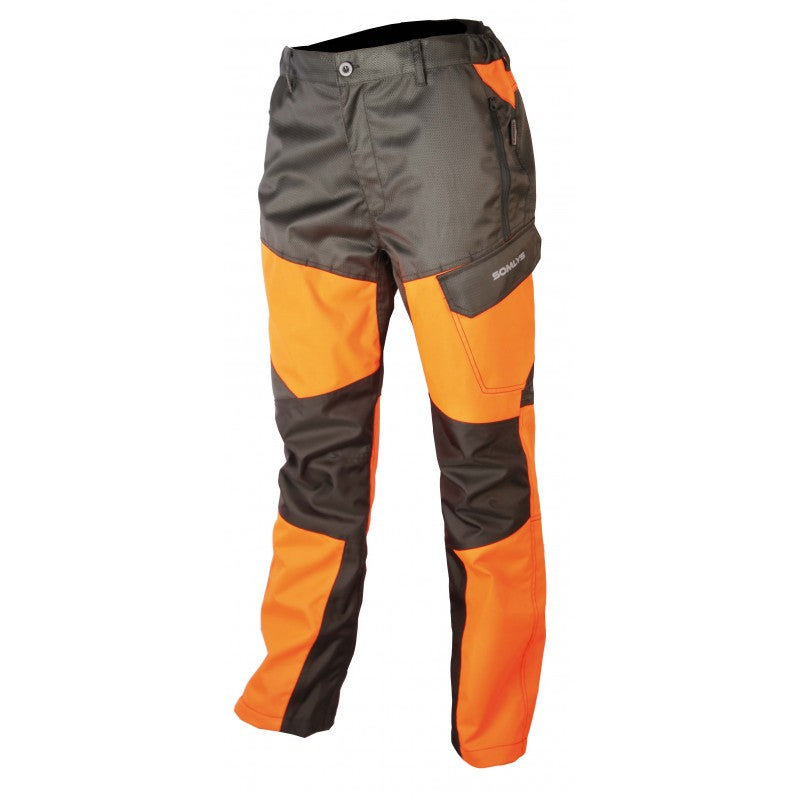 Pantalon Cordura Fighters orange
