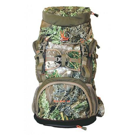 Sac à dos de chasse Markhor ELK 45 Camo Realtree Max1 - Approche Chasse
