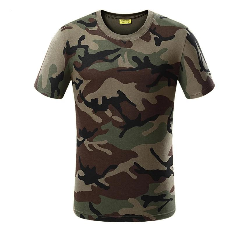 Tee-shirt camouflage Razor FireGear militaire - Approche Chasse