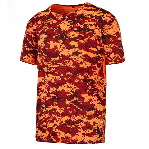 Tee-shirt de chasse Stagunt Blaze Camo - Approche Chasse