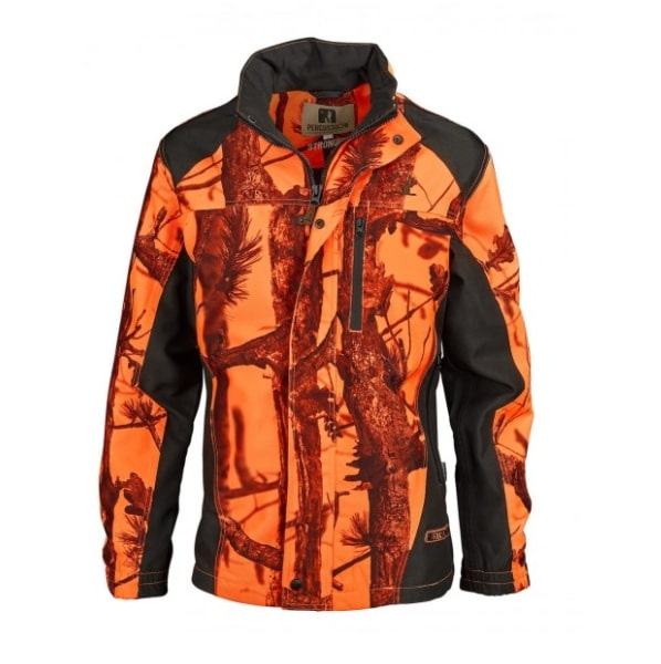 Veste de battue Percussion Stronger GhostCamo