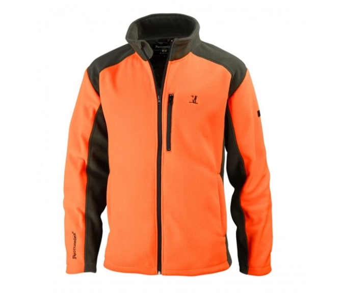 Veste polaire Percussion orange