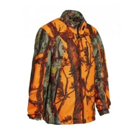 Veste Percussion réversible camo