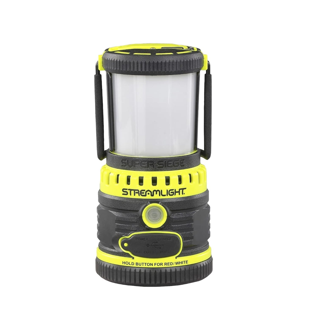 Streamlight Super Siege rechargeable 120V