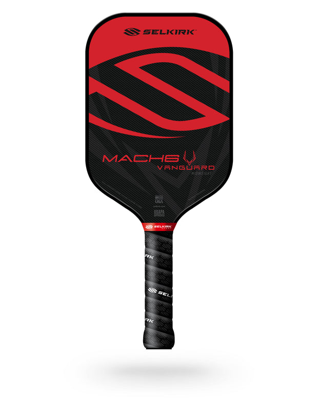 VANGUARD Hybrid Mach6 Crimson Black (Includes Free Case and ships in 3-5 business days)