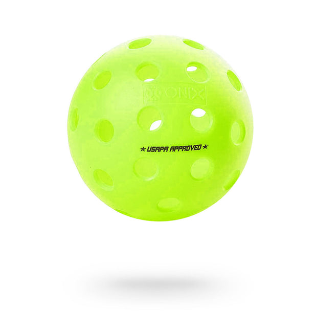 Onix Fuse Outdoor Pickleballs (Dozen)