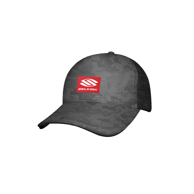 Selkirk Red Label Camo Sport Trucker Performance Hat