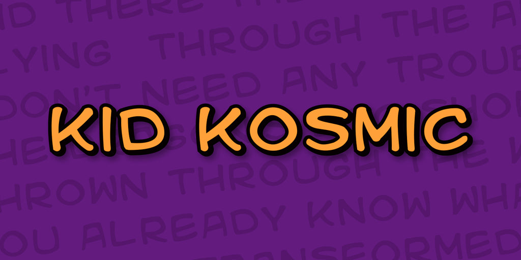 Kid Kosmic