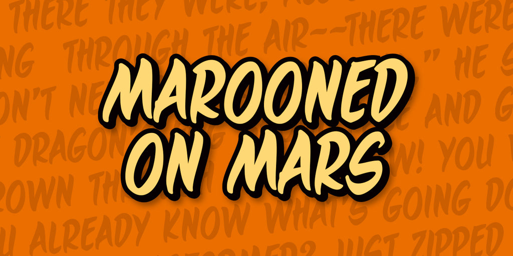 Marooned On Mars
