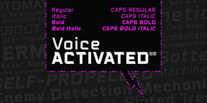 Voice Activated
