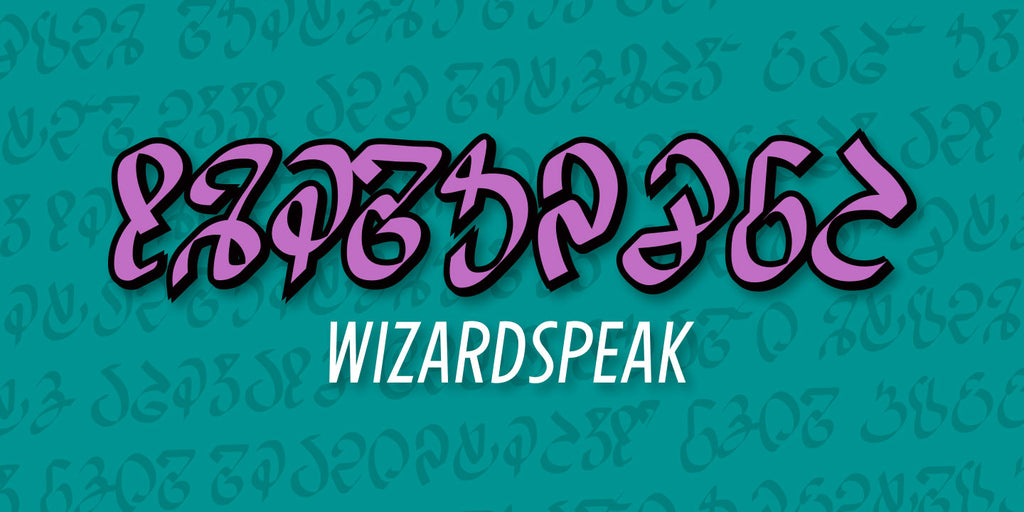 Wizardspeak