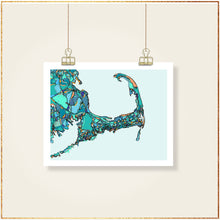 Load image into Gallery viewer, Cape Cod (Blue) - Carland Cartography