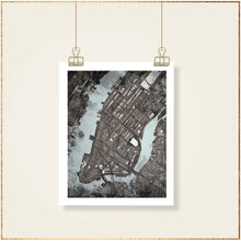 Load image into Gallery viewer, Manhattan, NYC - Carland Cartography