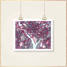 Load image into Gallery viewer, Washington, DC - Carland Cartography