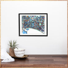 Load image into Gallery viewer, Long Beach, CA - Carland Cartography