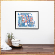 Load image into Gallery viewer, Rogers Park, Chicago - Carland Cartography