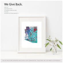 Load image into Gallery viewer, ARIZONA State Map - Abstract City Map Art by Carland Cartography