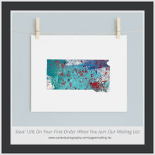Load image into Gallery viewer, SOUTH DAKOTA State Map - Abstract City Map Art by Carland Cartography