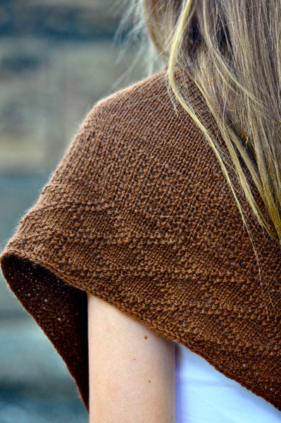 Symmes Triangular Shawl