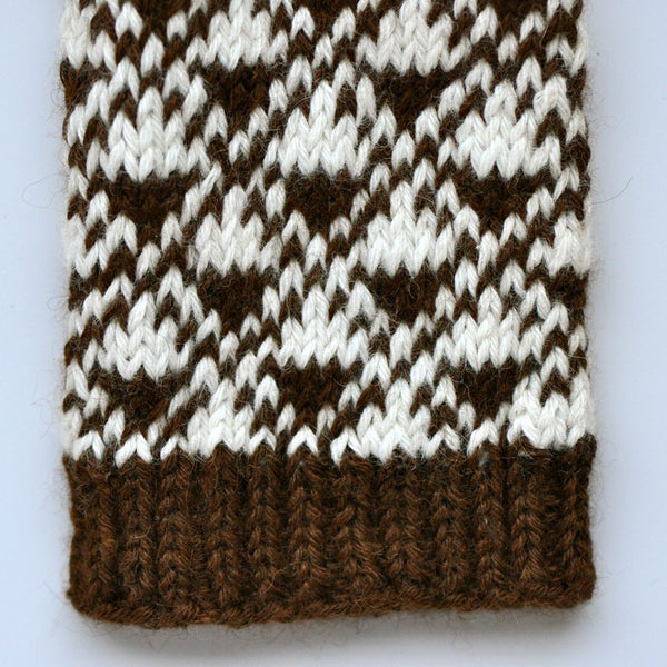 North Coast Fingerless Mitts