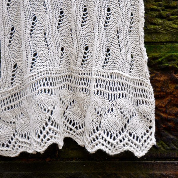 Lady Slipper Shawl