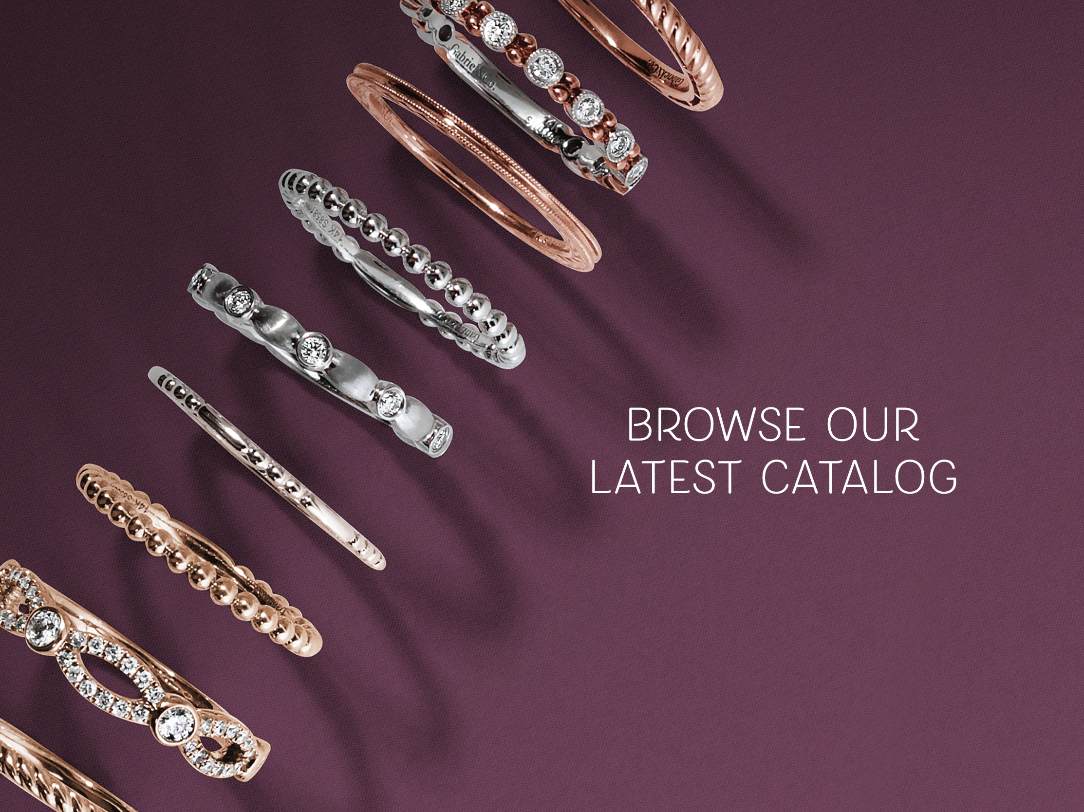 Browse our latest catalog.