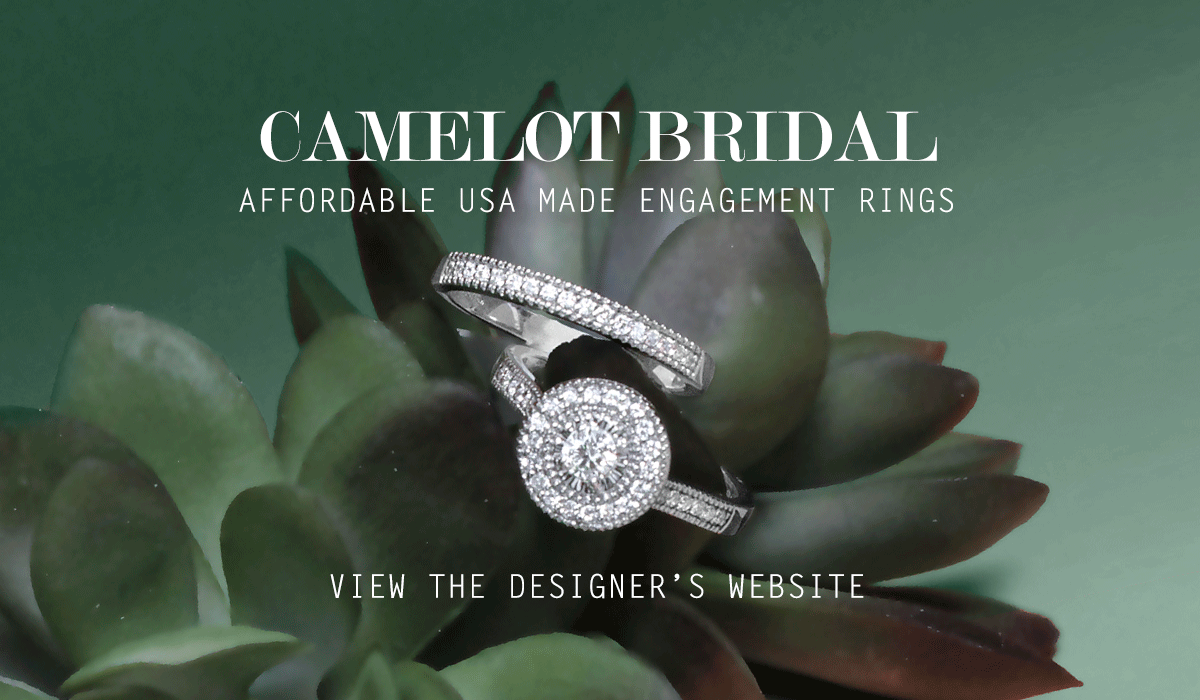 Camelot - Affordable USA Made Engagement Rings