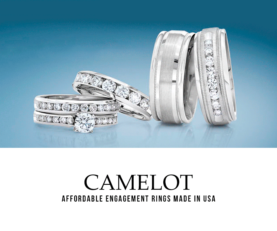Camelot Bridal - Affordable Engagement Rings made in the USA