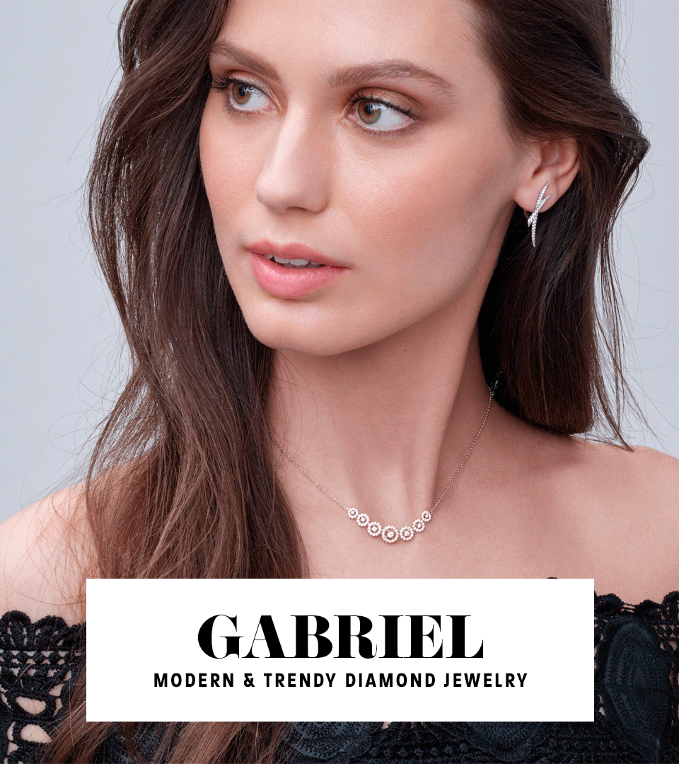 Gabriel New York - Modern & Trendy Diamond Jewelry