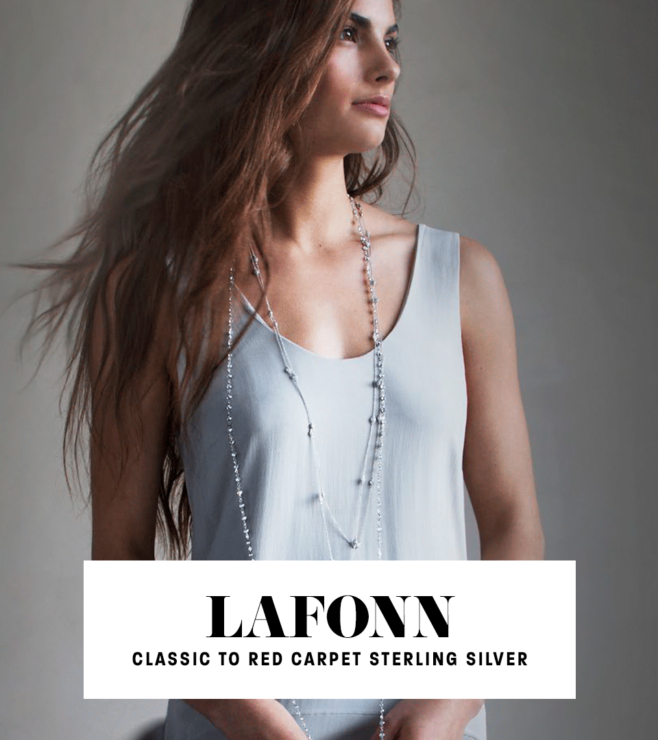 Lafonn - Classic to Red Carpet Sterling Silver Jewelry