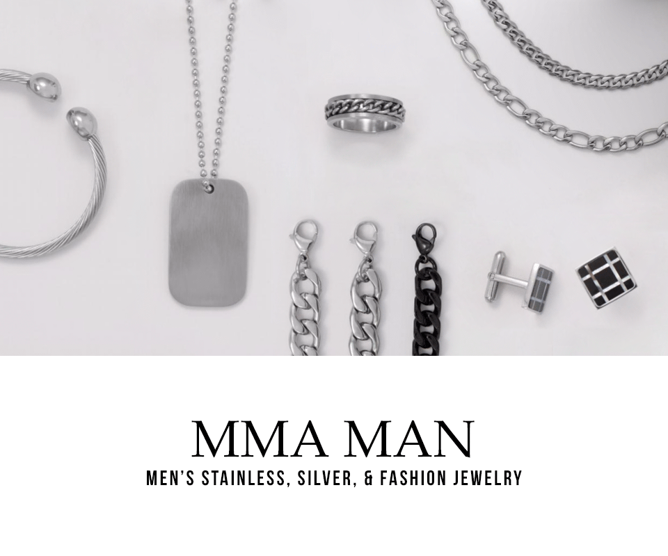 MMA Men's Jewelry