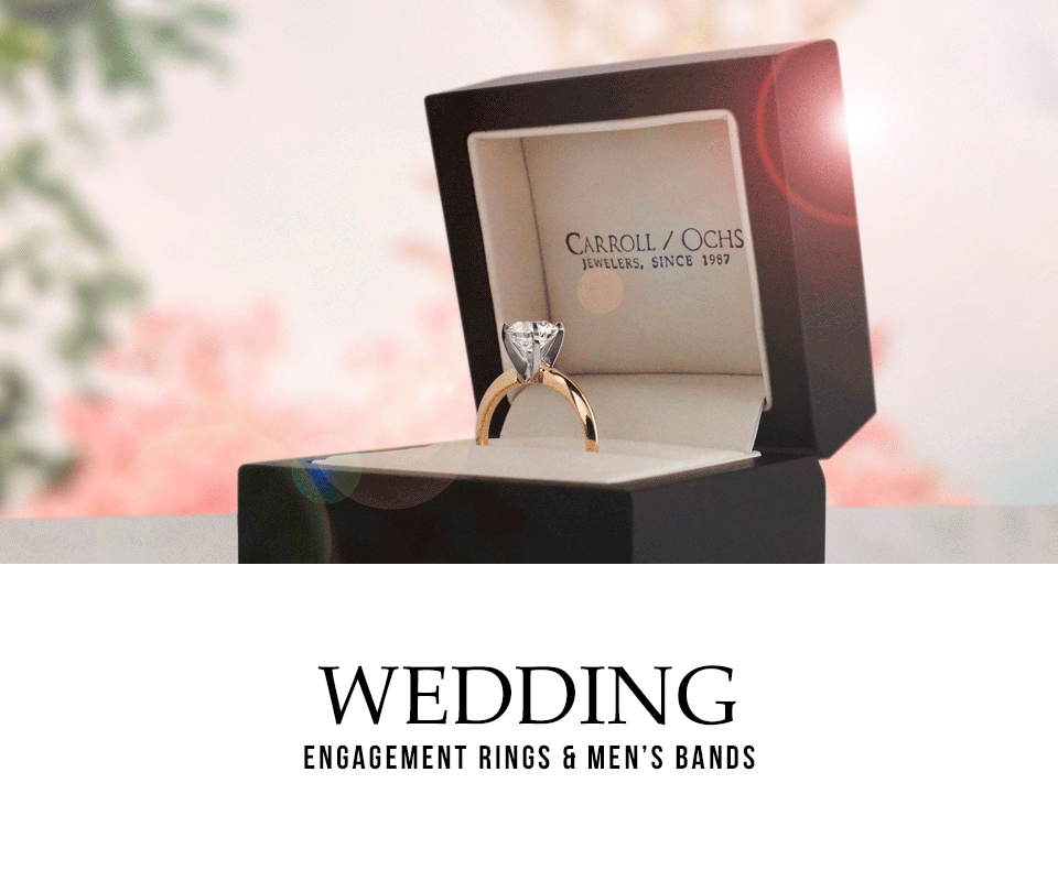 Wedding - Engagement Rings & Men's Bands