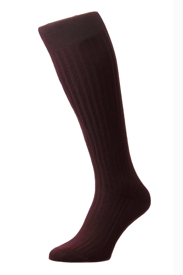 Danvers Long - Burgundy