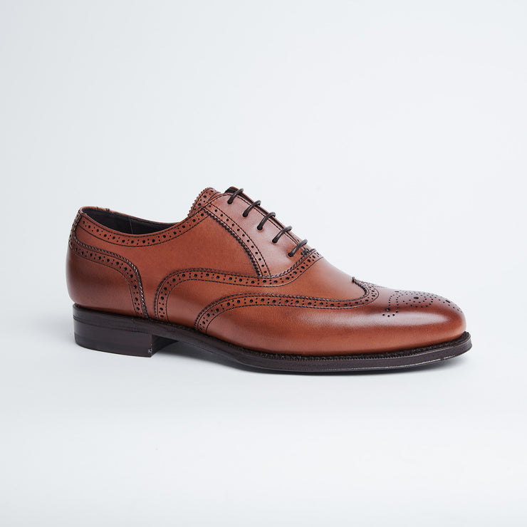 Wingtip Oxford 4799 in Tan Vegano Calf