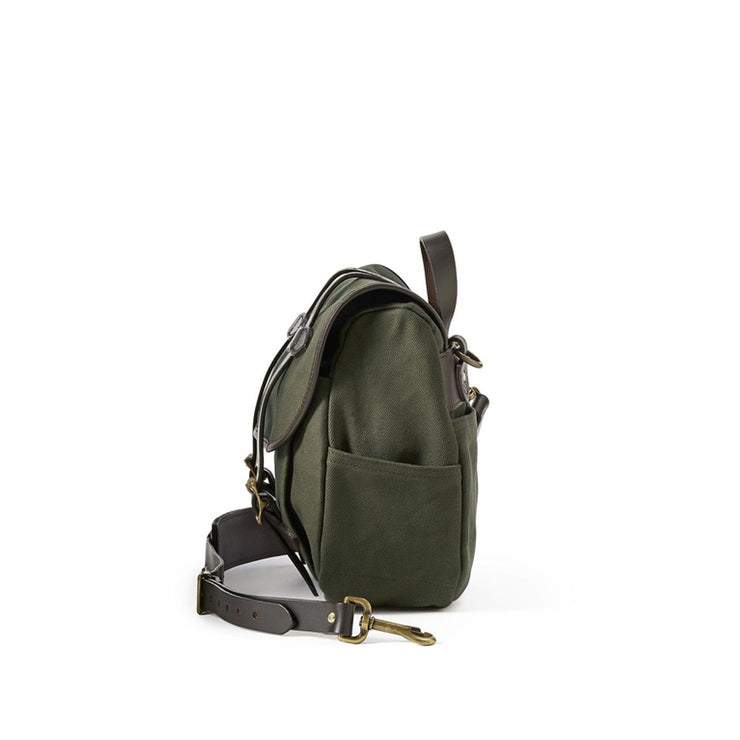 Medium Field Bag Rugged Twill - Otter Green