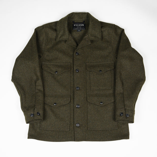 Mackinaw Cruiser - Forest Green