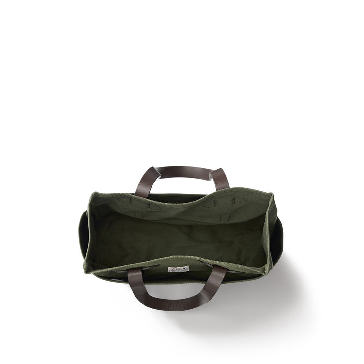 Rugged Twill Tote Bag - Otter Green