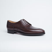 Split Toe Derby 136 in Dark Brown Calf